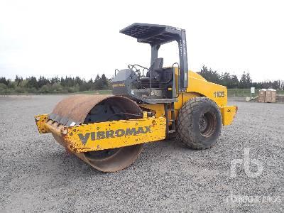 2003 VIBROMAX W1105D Vibratory Roller