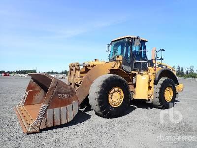 2005 Cat 980H Wheel Loader