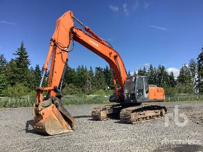2006 Hitachi ZX350LC-3 Track Excavator