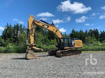 2012 Cat 336E L Track Excavator