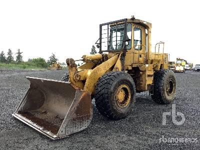 1987 Cat 950B Wheel Loader