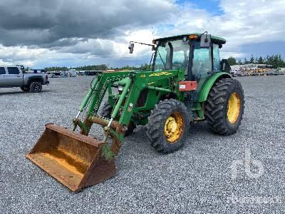 2010 John Deere 5095 4WD Tractor