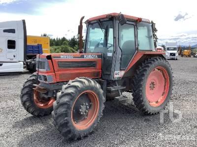 Kubota M9580 4WD Tractor