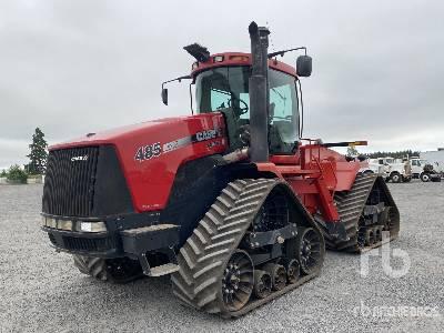 2010 Case IH Steiger 485 Quadtrac Articulated Tractor