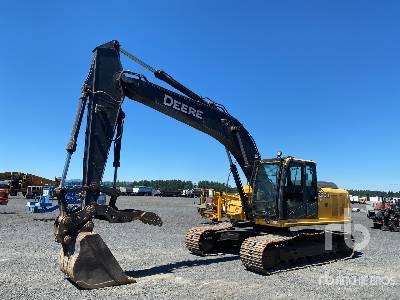 2008 John Deere 200D LC Track Excavator