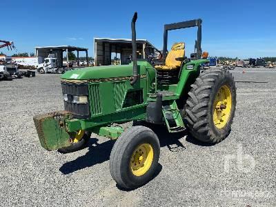 1992 John Deere 6400 2WD Tractor