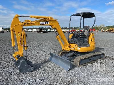 2004 John Deere 35C Mini Excavator