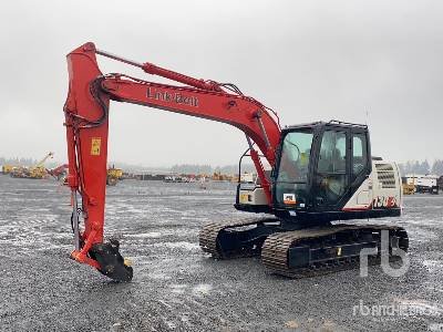 2016 Link-Belt 130 X4 Track Excavator