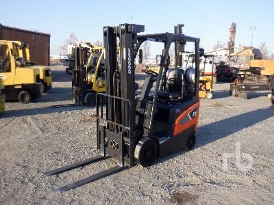 DOOSAN GC15S-9 2800 Lb Forklift