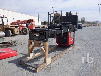 RAYMOND 540-OCP30TT 3000 Lb Stand Up Electric Forklift