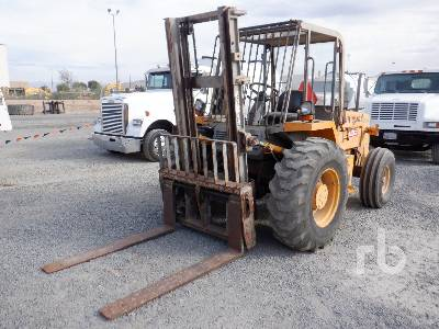 1994 JCB 926 6000 Lb Rough Terrain Forklift