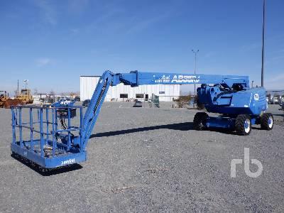 2009 SNORKEL AB85RJ 4x4 Boom Lift