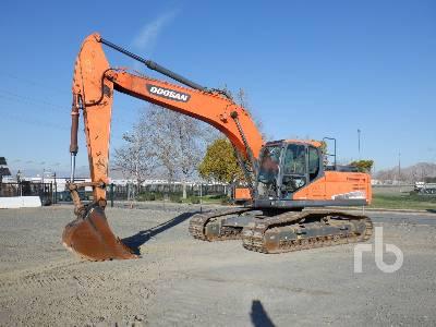 2014 DOOSAN DX255LC-5 Hydraulic Excavator