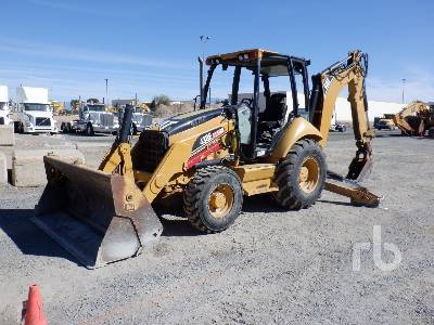 2007 CATERPILLAR 430E 4x4 Loader Backhoe