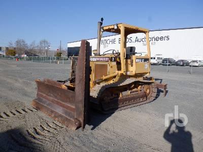 1999 JOHN DEERE 550GLT Crawler Tractor