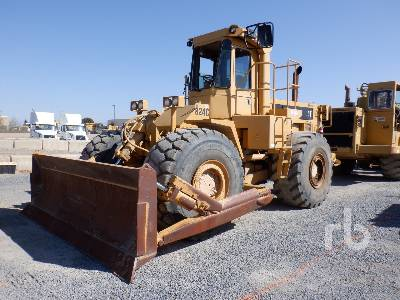1988 CATERPILLAR 824C Wheel Dozer