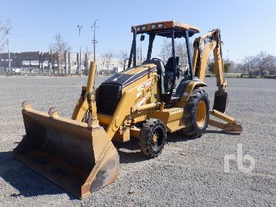 2003 CATERPILLAR 430D Loader Backhoe