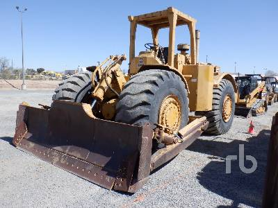 1965 CATERPILLAR 824B Wheel Dozer