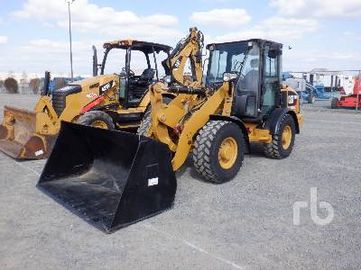 2016 CATERPILLAR 906M Wheel Loader