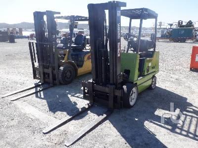 CLARK GCX25 4150 Lb Forklift