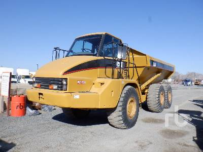 2002 CAT 730 Articulated Dump Truck