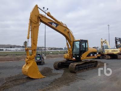 2001 CAT 320CL Hydraulic Excavator