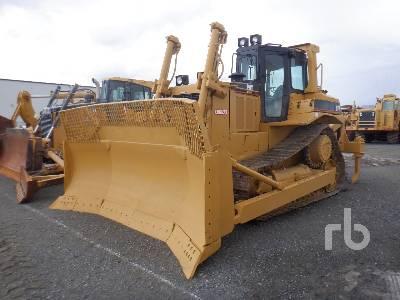 1987 CAT D7H Crawler Tractor