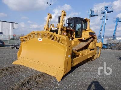 1992 CAT D8N Crawler Tractor