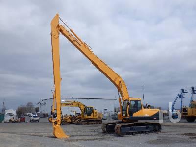 1998 HYUNDAI 290LC-3 Hydraulic Excavator
