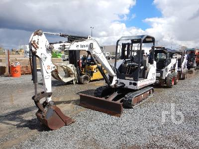 2006 BOBCAT 331G Mini Excavator (1 - 4.9 Tons)
