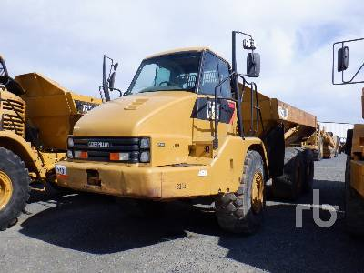 2008 CAT 725 Articulated Dump Truck