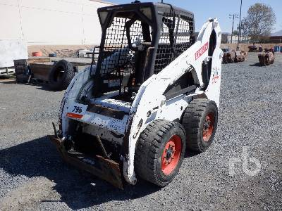 2013 BOBCAT S175 Skid Steer Loader