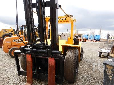 HYSTER H250 Forklift Parts/Stationary Construction-Other
