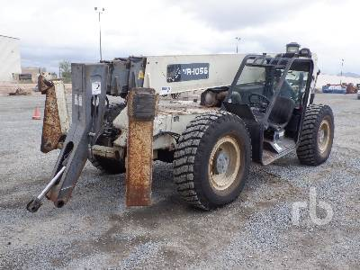 2001 INGERSOL RAND VR-1056 10000 Lb Telescopic Forklift Parts/Stationary Construction-Other