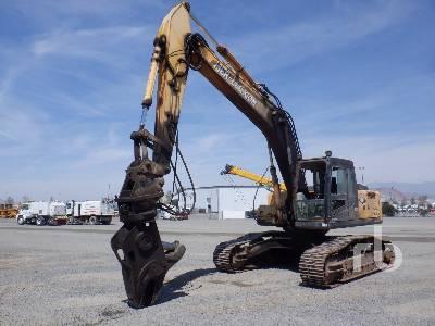 2004 HYUNDAI ROBEX 210LC-7 Hydraulic Excavator
