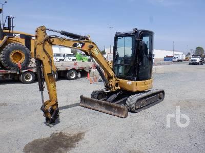 2014 CATERPILLAR 303.5E Mini Excavator (1 - 4.9 Tons)