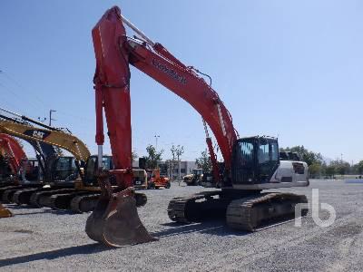 2012 LINK-BELT 350X3EX Hydraulic Excavator