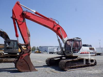 2001 LINK-BELT 330LX Hydraulic Excavator