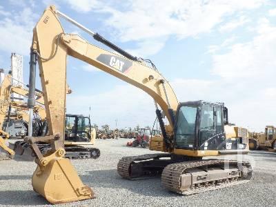 2011 CATERPILLAR 320DL Hydraulic Excavator