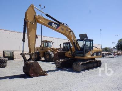 2007 CATERPILLAR 320D Hydraulic Excavator