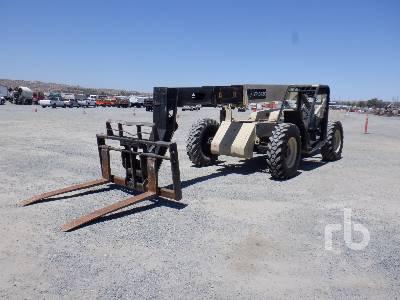 2007 INGERSOLL-RAND VR843 8000 Lb 4x4x4 Telescopic Forklift