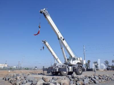 2000 TEREX RT175 75 Ton 4x4x4 Rough Terrain Crane