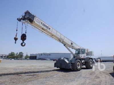 2007 TEREX RT780 80 Ton 4x4x4 Rough Terrain Crane