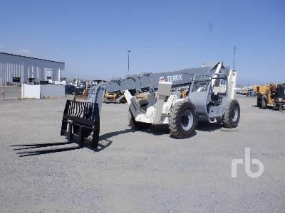 TEREX TH1056C 10000 Lb 4x4x4 Telescopic Forklift