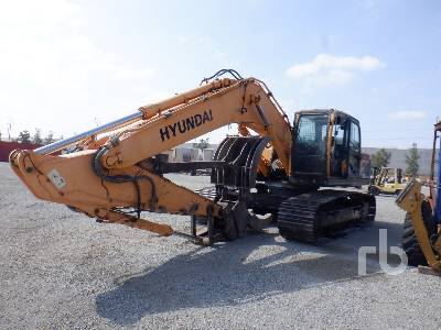 HYUNDAI 300LC-9R Hydraulic Excavator