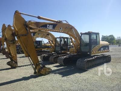 2002 CATERPILLAR 320C L Hydraulic Excavator