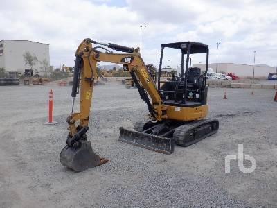 2017 CATERPILLAR 303E Mini Excavator (1 - 4.9 Tons)