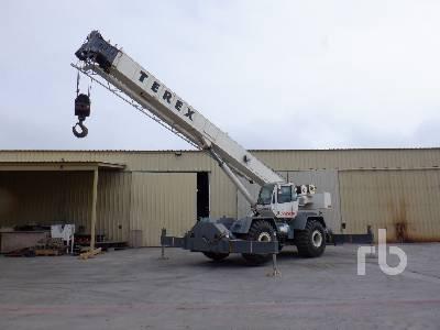 2008 TEREX RT780 80 Ton 4x4 Rough Terrain Crane