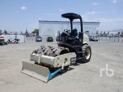 2005 INGERSOLL-RAND SD-45FTF Vibratory Padfoot Compactor