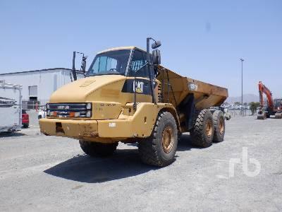 2008 CATERPILLAR 725 Articulated Dump Truck